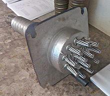 pre-stressed steel