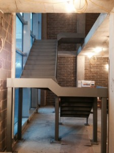 final steel staircase 2