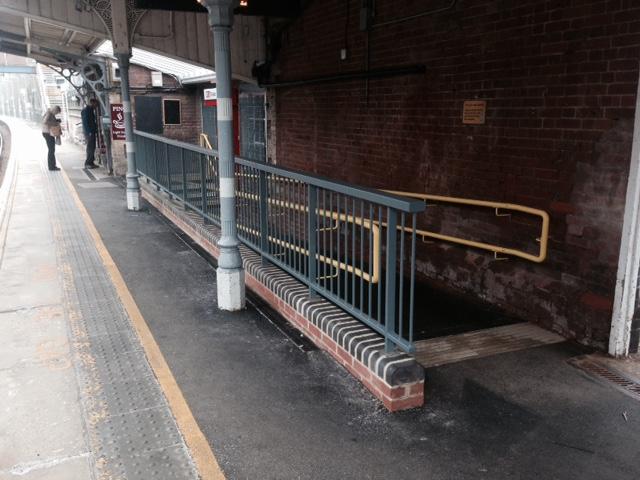 Metal Handrails master