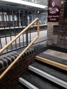 Metal Handrails